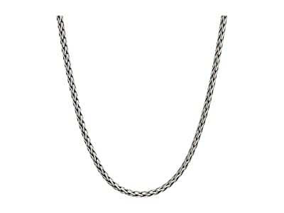 John Hardy Classic Chain Slim Necklace 3.5mm (Silver) Necklace