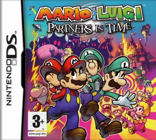 Nintendo Mario & Luigi: Partners in Time, NDS - Juego (NDS, Nintendo DS, RPG (juego de rol), Nintendo, E (para todos))