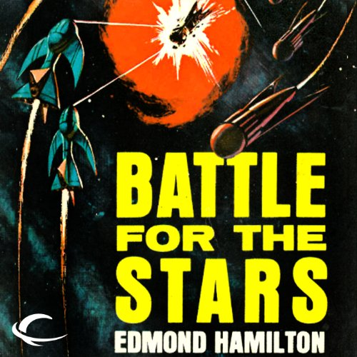 Battle for the Stars audiobook cover art
