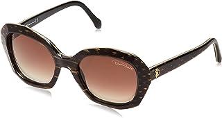 Roberto Cavalli womens RC797S5405F Oval Sunglasses