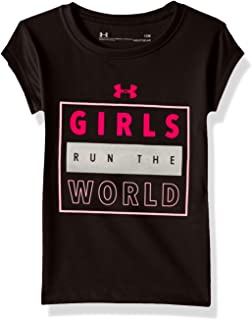 Under Armour Girls' Attitude Ss Tee Shirt