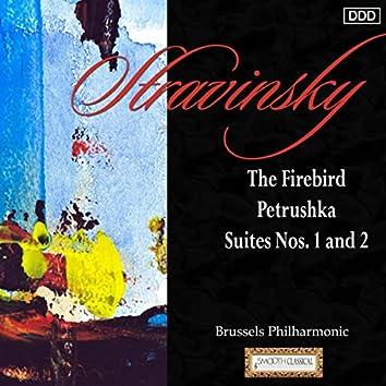 Stravinsky: The Firebird - Petrushka - Suites Nos. 1 and 2