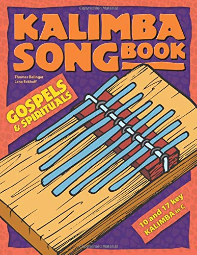 Kalimba Songbook: Gospels & Spirituals