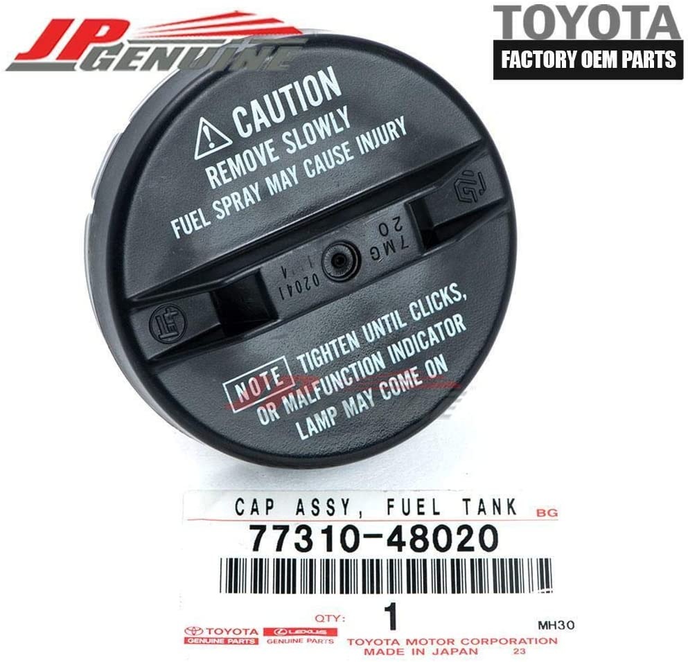Genuine Toyota Industry No. 1 77310-48020 Fuel Tank Assembly New product! New type Cap