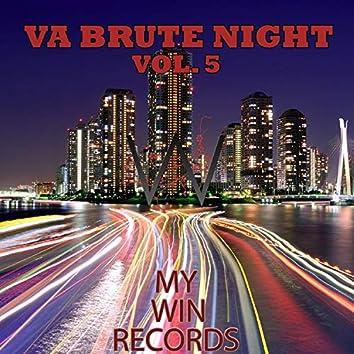 Brute Night, Vol. 5