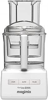 Magimix 148398 CS 5200 XL 厨房机器 , 白色