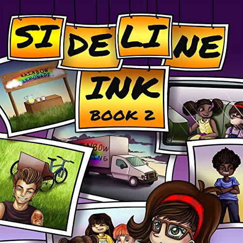 Sideline Ink audiobook cover art