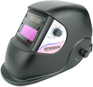Spargos Lasmasker True Colour Auto Verduistering Snijden True Color Helm Masker Ogen Bescherming Zonne-energie Gas Mig Tig...