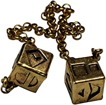 Custom 3D Stuff Antiqued Weathered Metal Han Solo Smuggler's Dice Box