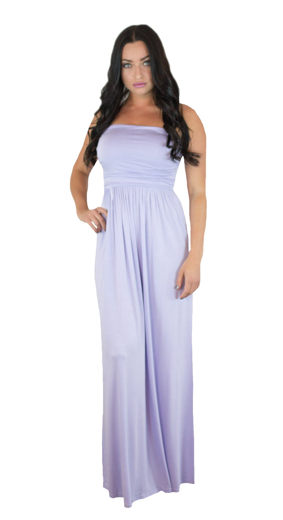 Available at Amazon: Charm Your Prince Women's Sleeveless Maxi Dress