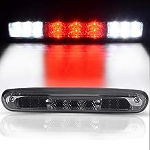 LED 3rd Brake Light for 2007-2014 Chevy Silverado/GMC Sierra 1500 2500 3500 High Mount Trailer Cargo Lamp Smoke DWBL1002