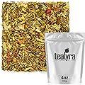 Tealyra - Digestive Detox Curcuma - Fennel - Anise - Cinnamon - Turmeric - Herbal Loose Leaf Tea - Caffeine Free - 112g (4-ounce) by Tealyra