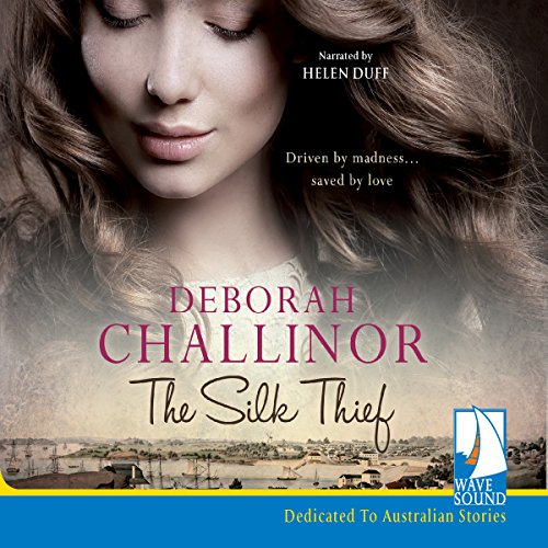 Page de couverture de The Silk Thief