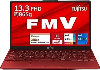 【公式】 富士通 ノートパソコン FMV LIFEBOOK UHシリーズ WU2/E3 (Windows 10 Home/13.3型ワイド液晶/Core i7/8GBメモリ/約256GB SSD/Office Home and Business...
