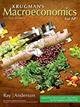 Macroeconomics for AP* by Margaret Ray (2015-01-23)