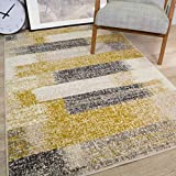 alfombra mostaza