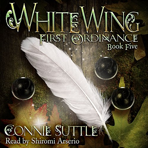 WhiteWing audiobook cover art