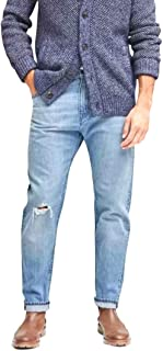 Banana Republic Heritage Collection Distressed Jeans, Trooper Fit, Davis Light-Wash