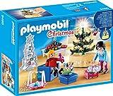 PLAYMOBIL Christmas Habitación Navideña, A partir de 4 años (9495)