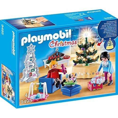 Playmobil - 9495, Natale in Famiglia