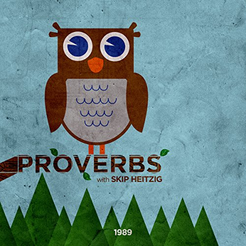 20 Proverbs - 1989 cover art