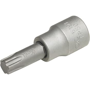 """OTC (6191) TORX PLUS Socket - TP50, 3/8"""" Square Drive"""