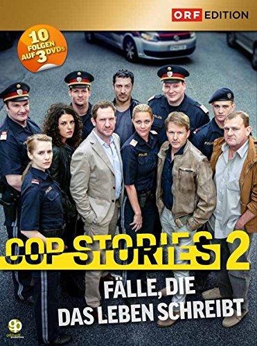 Cop Stories: Staffel 2 [3 DVDs]