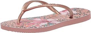 Havaianas Unisex-Child Slim Animal Floral Flip Flop Sandal