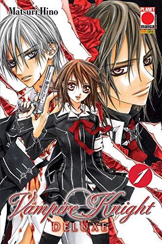 Vampire Knight Deluxe N° 1 - Ristampa - Planet Manga - Panini Comics - ITALIANO #MYCOMICS