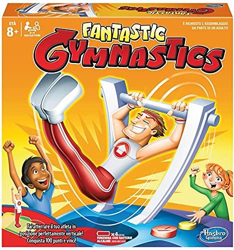 places Juego de mesa Fantastic Gymnastics y Pierino El Porespino