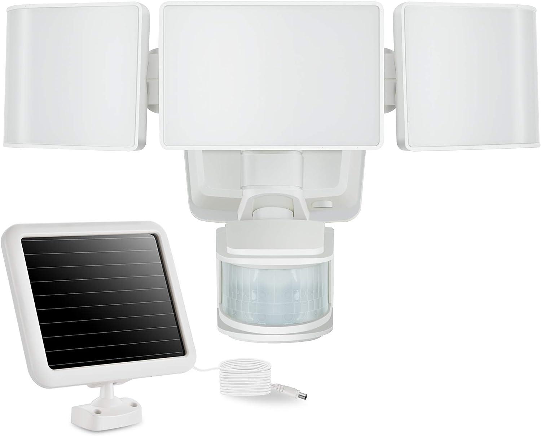 SOLLA 2000LM Solar LED Security Sup Sensor half Nashville-Davidson Mall Light Outdoor Motion