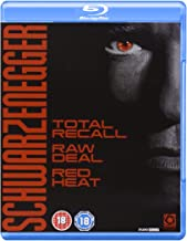 Schwarzenegger Collection Total Recall/Red Heat/Raw Deal