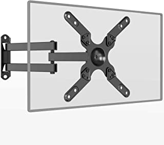 WALI TV Wall Mount Articulating LCD Monitor Full Motion 14