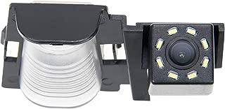 HD 720p Rear View Back Up Reverse Parking Camera in License Plate Waterproof Night Version (NTSC) for Jeep Wrangler Rubicon Recon (JK) JKU Rubicon Jeep Unltd Wrangler Sahara YJ TJ JK
