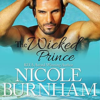 The Wicked Prince audiobook cover art