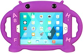 Kids Case for iPad Mini 5/4/3/2/1 Shockproof Silicone Protective Cover Handle Stand Case Fit Apple New iPad Mini 5th Gener...