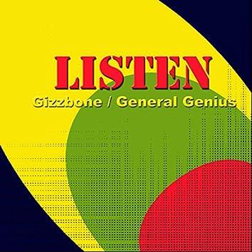 Listen (feat. General Genius)
