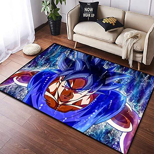 Le tapis de sol 3D pour fan de Dragon Ball Z
