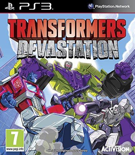 Transformers Devastation - [Edizione: Francia]
