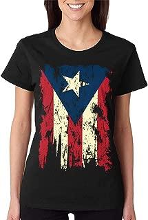 Vintage Distressed Puerto Rico Women's T-Shirt