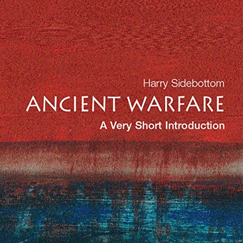 Ancient Warfare audiobook cover art