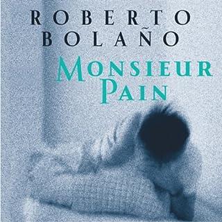 Monsieur Pain audiobook cover art