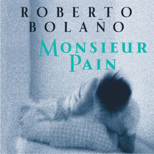 Monsieur Pain audiobook cover art