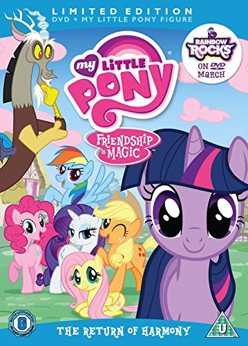 My Little Pony: Friendship is Magic - The Return Of Harmony (Limited Edition)