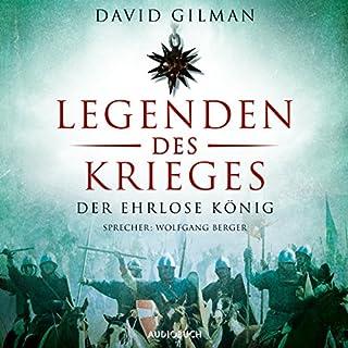 Legenden des Krieges - Der ehrlose König Titelbild