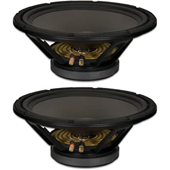 Goldwood Sound GW-12PC-8 Heavy Duty 8ohm 12 Woofer 450 Watts Replacement Speaker