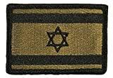 ISRAEL Tactical Patch 2'x3' - Coyote