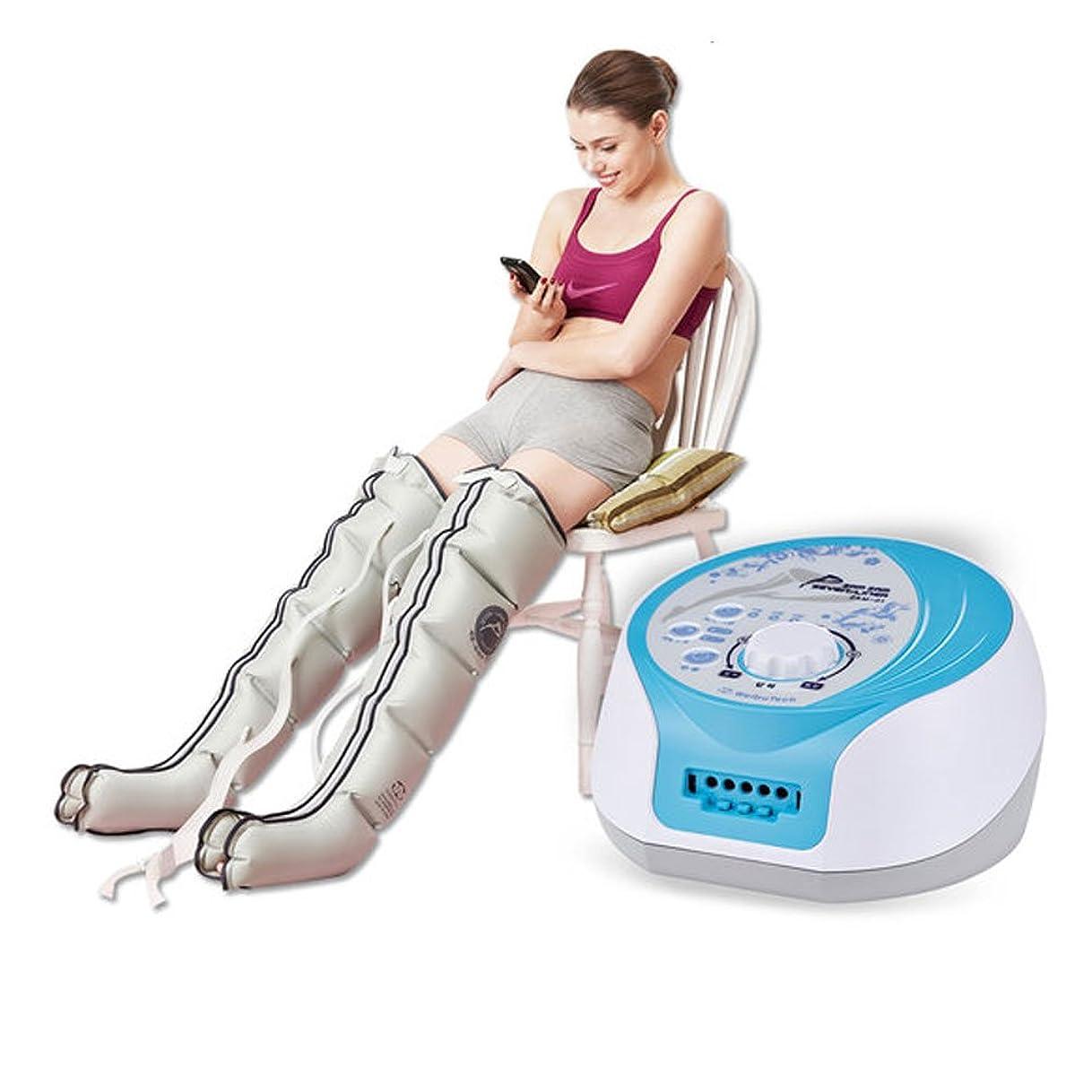 居間意義しっかりSeven Liner Zam Zam 01 Electronic Air Pressure Leg Massager 電子脚マッサージャー 空気圧マッサージ器 [海外並行輸入品]