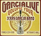 Songtexte von Jerry Garcia Band - GarciaLive Volume Four: March 22nd, 1978 Veteran's Hall
