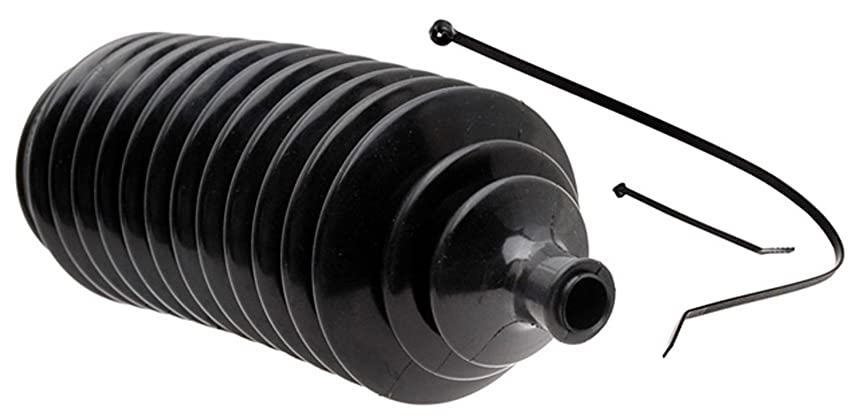 ACDelco 45A7010 Professional Rack and Pinion Boot Kit with Boots and Zip Ties